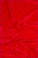 MINKY czerwony