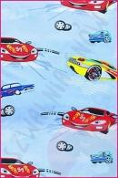Pościel dla dzieci i niemowląt - Samochody duże
