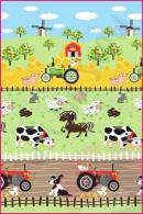 Pościel dla dzieci i niemowląt - Farma