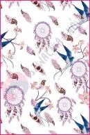 Pościel dla dzieci i niemowląt - Granatowe jaskółki