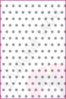 Pościel dla dzieci i niemowląt - Grochy szare na białym
