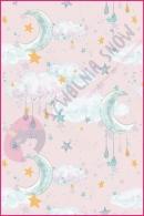 Pościel dla dzieci i niemowląt - Księżyce złote