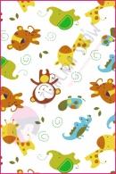 Pościel dla dzieci i niemowląt - Małpki żółte