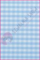 Pościel dla dzieci i niemowląt - Pepitka niebieska