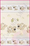 Pościel dla dzieci i niemowląt - Pies z kością ecru