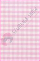Pościel dla dzieci i niemowląt - Pepitka różowa