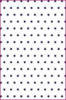 Pościel dla dzieci i niemowląt - Gwiazdki granat na białym