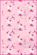Pościel dla dzieci i niemowląt - Kotki różowe
