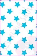 Pościel dla dzieci i niemowląt - Pierniki turkus na białym