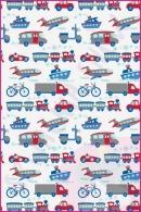 Pościel dla dzieci i niemowląt - Różne pojazdy