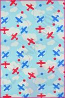 Pościel dla dzieci i niemowląt - Samoloty