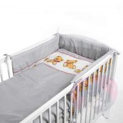 pościel i ochraniacz dla niemowlaka