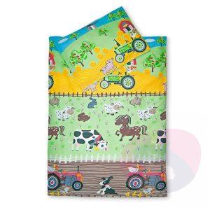 pościel dla dzieci farma