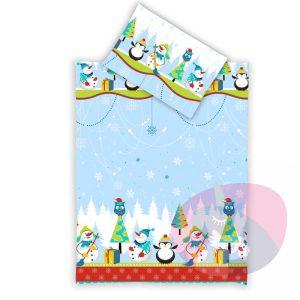 świąteczna pościel dla dzieci