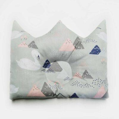 Poduszka dla niemowlaka Korona